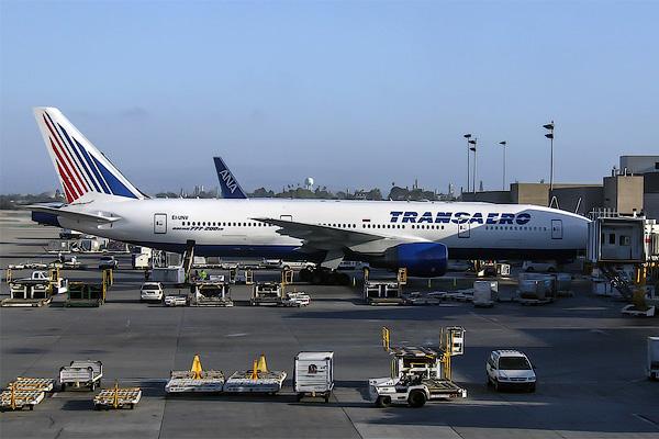 Боинги-777 Трансаэро: в Лос-Анджелес и обратно