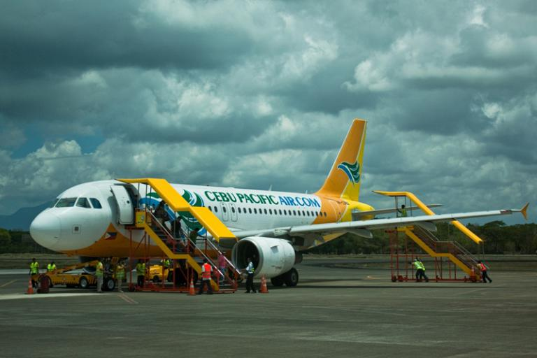 Cebu Pacific Air Flight Report