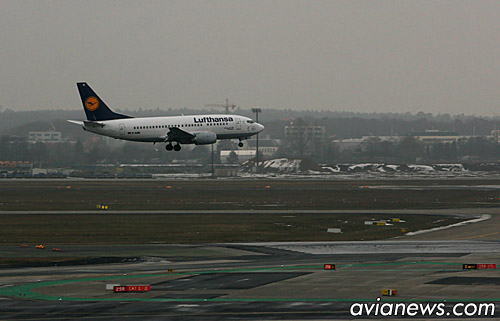 Lufthansa Flight Report