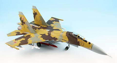 JC Wings: Сухой Су-30МК в масштабе 1:72