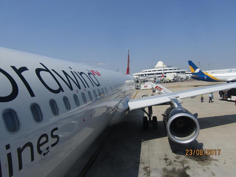 Год после санкций или полет из Волгограда в Анталию