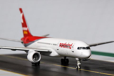 JC Wings: Боинг-757-200 Nordwind в масштабе 1:200