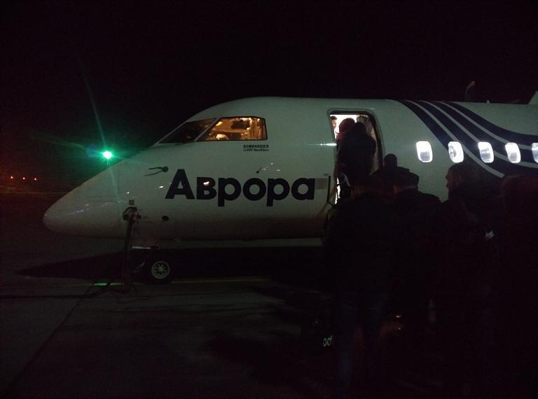 Фотообзор аэропорта Благовещенск Игнатьево