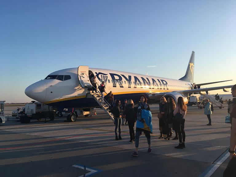 Фотообзор авиакомпании Райанэйр (Ryanair)