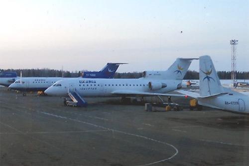 Фотообзор авиакомпании Ижавиа (Izhavia)