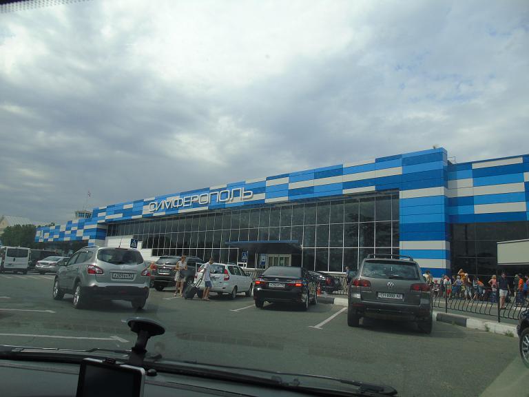 Симферополь - Москва. Уральские авиалинии Airbus A320-214 (VP-BTZ)