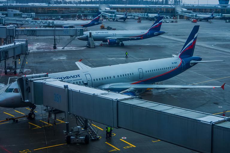 Зимнее путешествие в Вену. Москва (SVO) - Вена (VIE) с Аэрофлотом в бизнес-классе