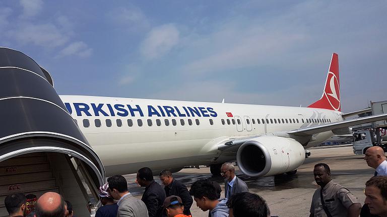 Фотообзор аэропорта Дакар Леопольд Седар Сенгор