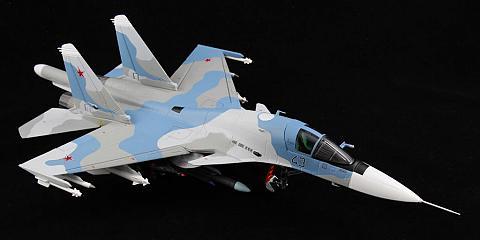 Terebo: Сухой Су-34 в масштабе 1:72