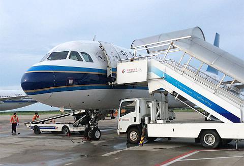 Продолжение путешествия по странам восходящего солнца. Перелет Шанхай (Пудонг) - Сеул (Инчхон) на Аirbus A320 с Schina Southern Airlines