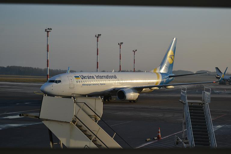 Литва 2020. Вильнюс (VNO) - Киев (KBP) ч2.