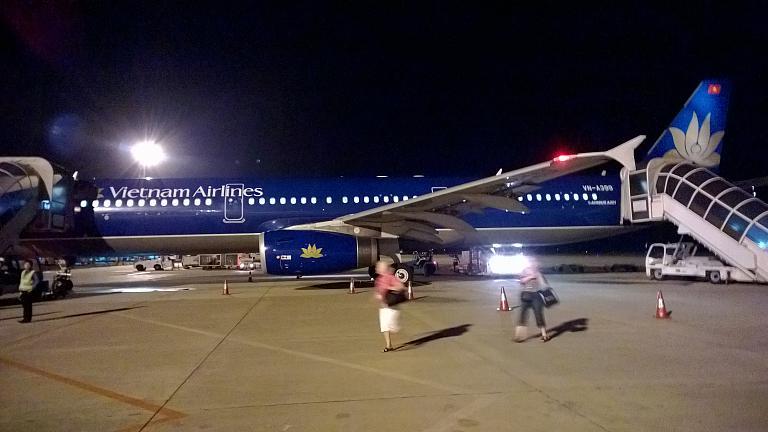 Фотообзор авиакомпании Вьетнамские авиалинии (Vietnam Airlines)