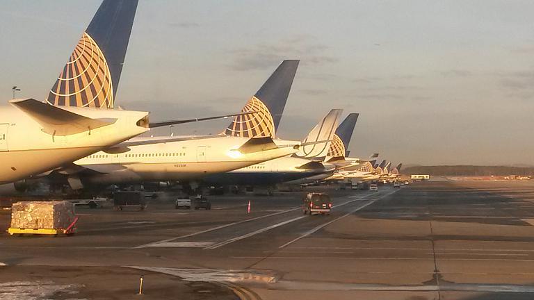 Фотообзор аэропорта Бостон Логан
