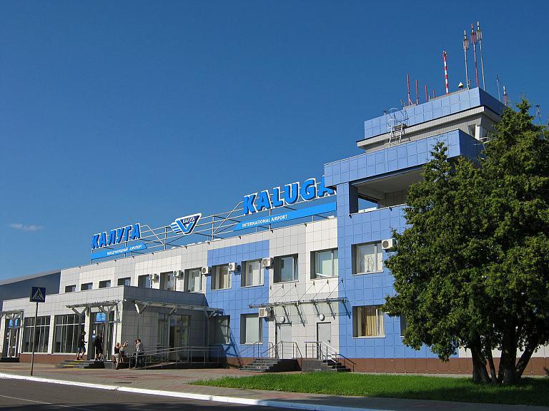 Из Калуги в Санкт-Петербург. S7 Airlines, рейс S7 3064