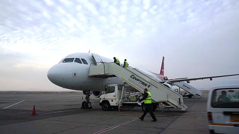 Фотообзор авиакомпании Северный ветер (Nordwind Airlines)