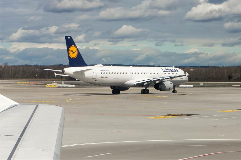 Say yes to the world. Лиссабон - Мюнхен LH1793 Lufthansa
