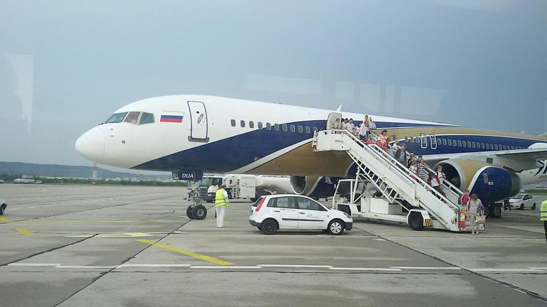 Фотообзор авиакомпании Ай Флай (I Fly)