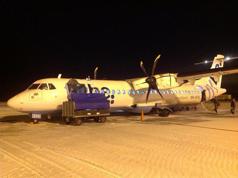 Фотообзор авиакомпании Флайби (Flybe)