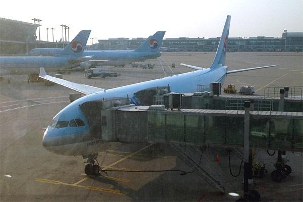 Владивосток-Сеул-Ханой с KOREAN AIR
