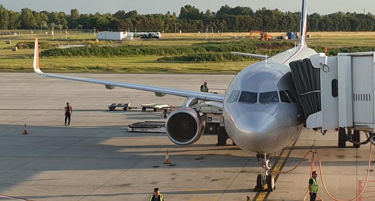 От моря Охотского до моря Адриатического ч.3 Москва (SVO)-Будапешт (BUD). а/к Аэрофлот Airbus A321-211 (бизнес класс).