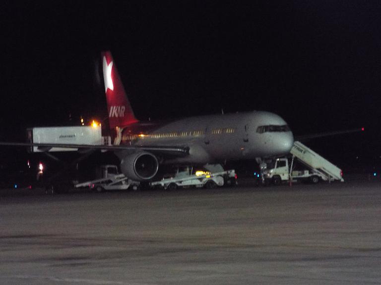 Сыктывкар-Хургада и обратно местами IKAR Airlines