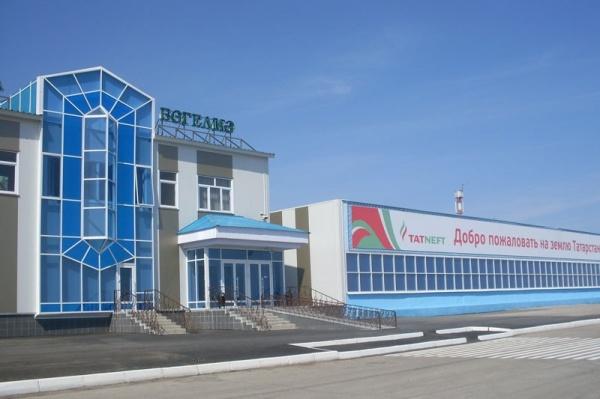 Фотообзор аэропорта Бугульма
