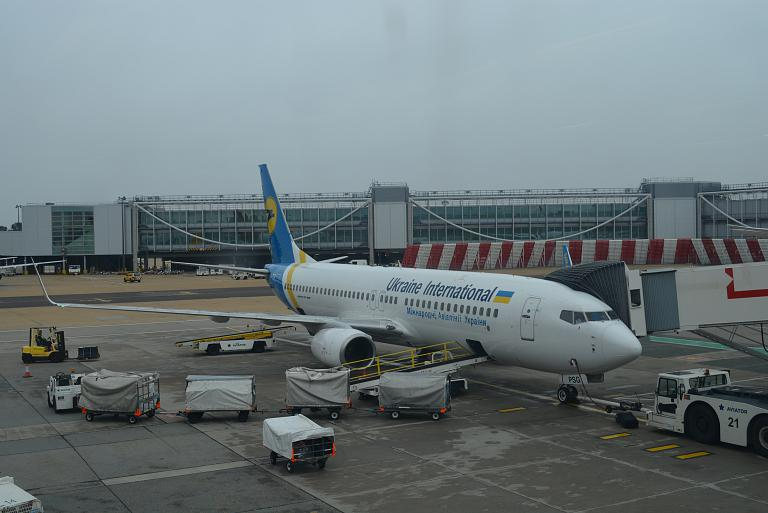 Фотообзор аэропорта Лондон Гатвик