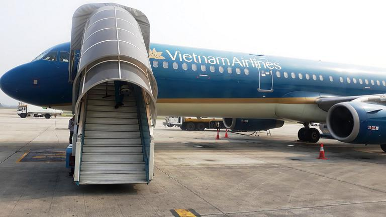 Путешествие в дальний край. Этап 5: «Вьетнамские авиалинии»  Начанг (Камрань) – Ханой на А-321-200