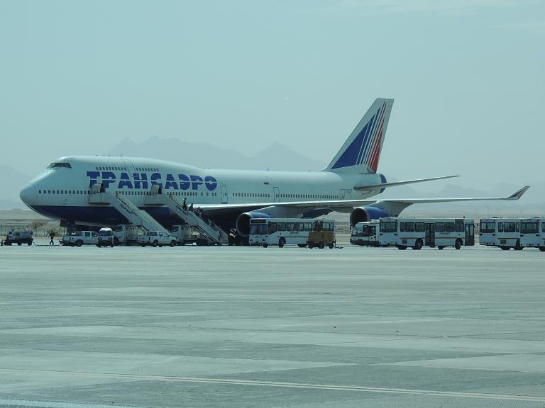 Фотообзор авиакомпании Трансаэро (Transaero)