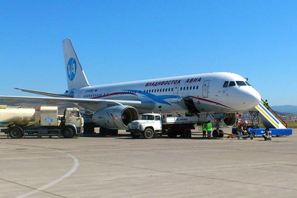 Фотообзор авиакомпании Владивосток Авиа (Vladivostok Air)