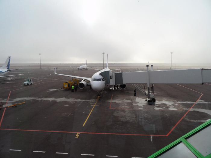 Фотообзор аэропорта Казань