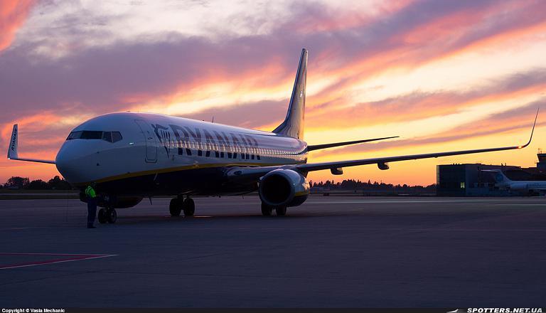 Львов (LWO) - Мемминген (FMM). Пробуем Ryanair ч.1. (updated)