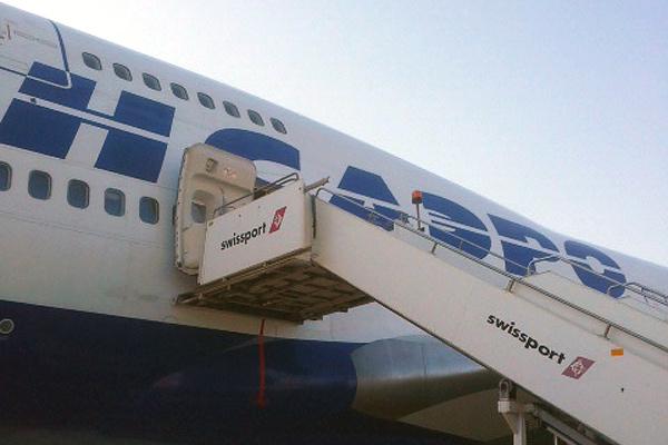 Родос-Москва с авиакомпанией