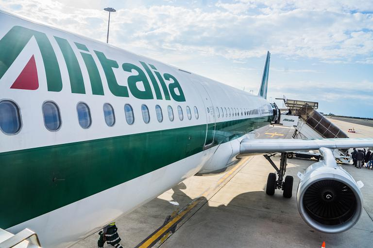 Весеннее путешествие на Сицилию. Рим - Катания с Alitalia