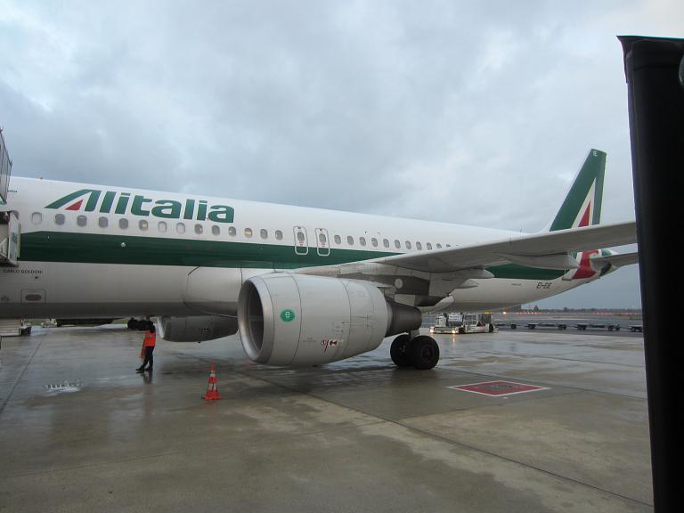 В Рим с Alitalia