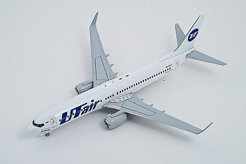 GeminiJets: Boeing 737-800 UTair в масштабе 1:200