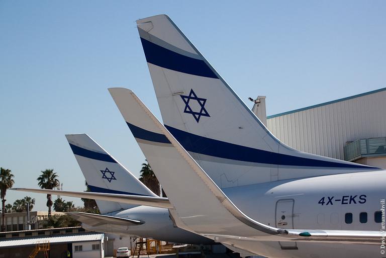 Фотообзор авиакомпании Эль Аль (El Al)