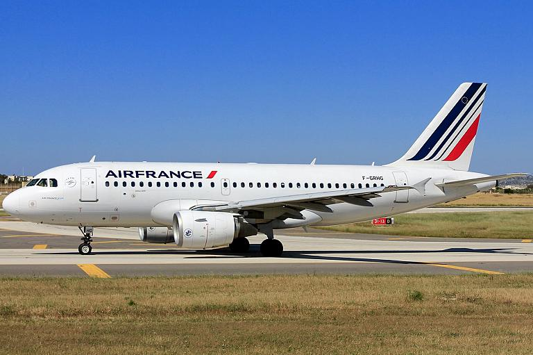 Provence 2017: Nice-Paris AF7715 Air France