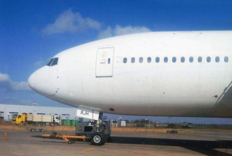 Симферополь-Москва, Nordwind Airlines, Boeing 777-212(ER), VP-BJH