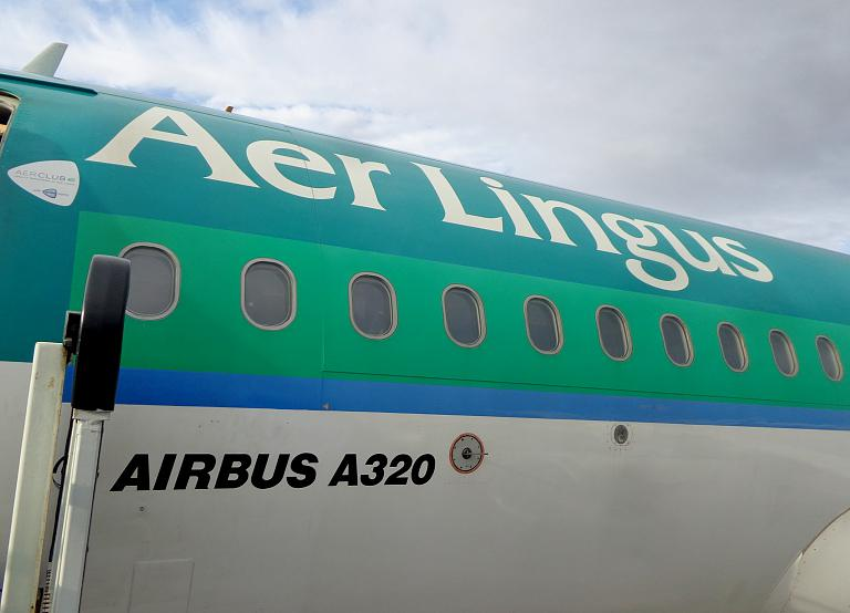 Фотообзор авиакомпании Аэр Лингус (Aer Lingus)