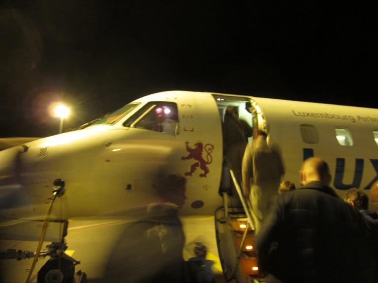 Фотообзор авиакомпании Люксэйр (Luxair)