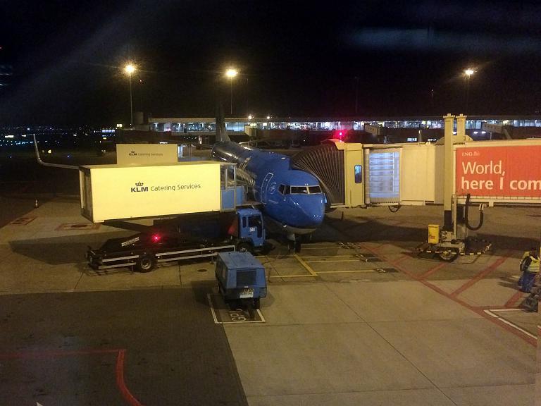 Journeys of Inspiration. Амстердам - Москва с авиакомпанией KLM.