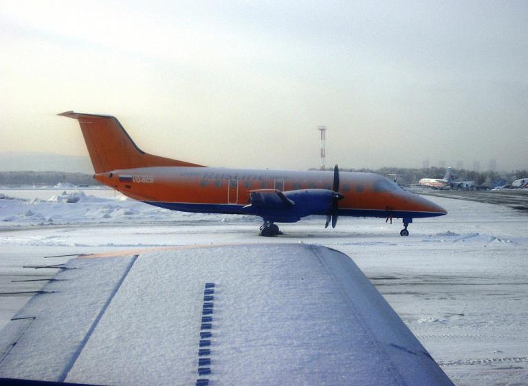 Flight reports of Embraer EMB-120 Brasilia