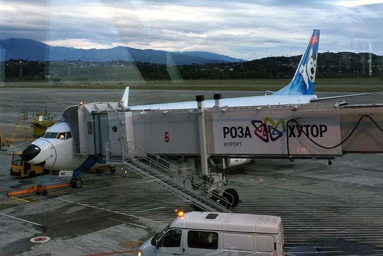 Бизнес-классом Nordstar Airlines из Сочи в Домодедово