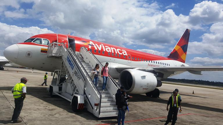 Латинская Америка с Авианкой. Кито - Богота - Гавана