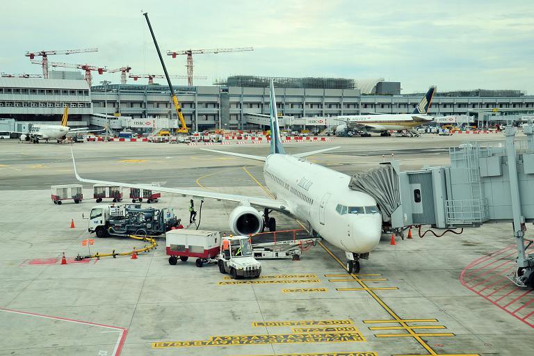 Фотообзор авиакомпании Силкэйр (Silkair)