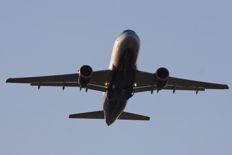 Москва-Самара-Москва с Аэрофлотом (02.09.12 - 04.09.12)