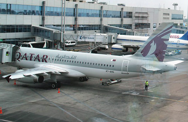 Moscow-Bangkok via Doha with Qatar Airways