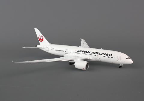 "Обзор модели ""JC Wings"" 1/200 авиакомпании ""Japan Airlines"" Boeing 787-8"