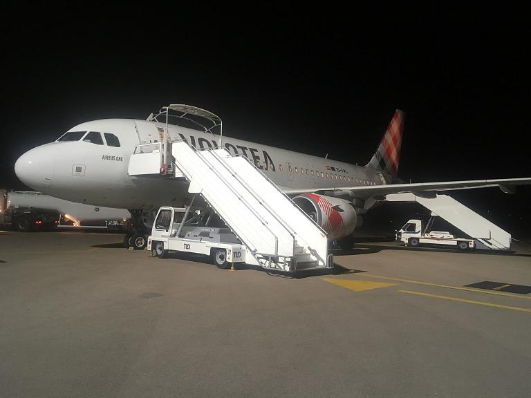 Фотообзор авиакомпании Волотеа (Volotea)
